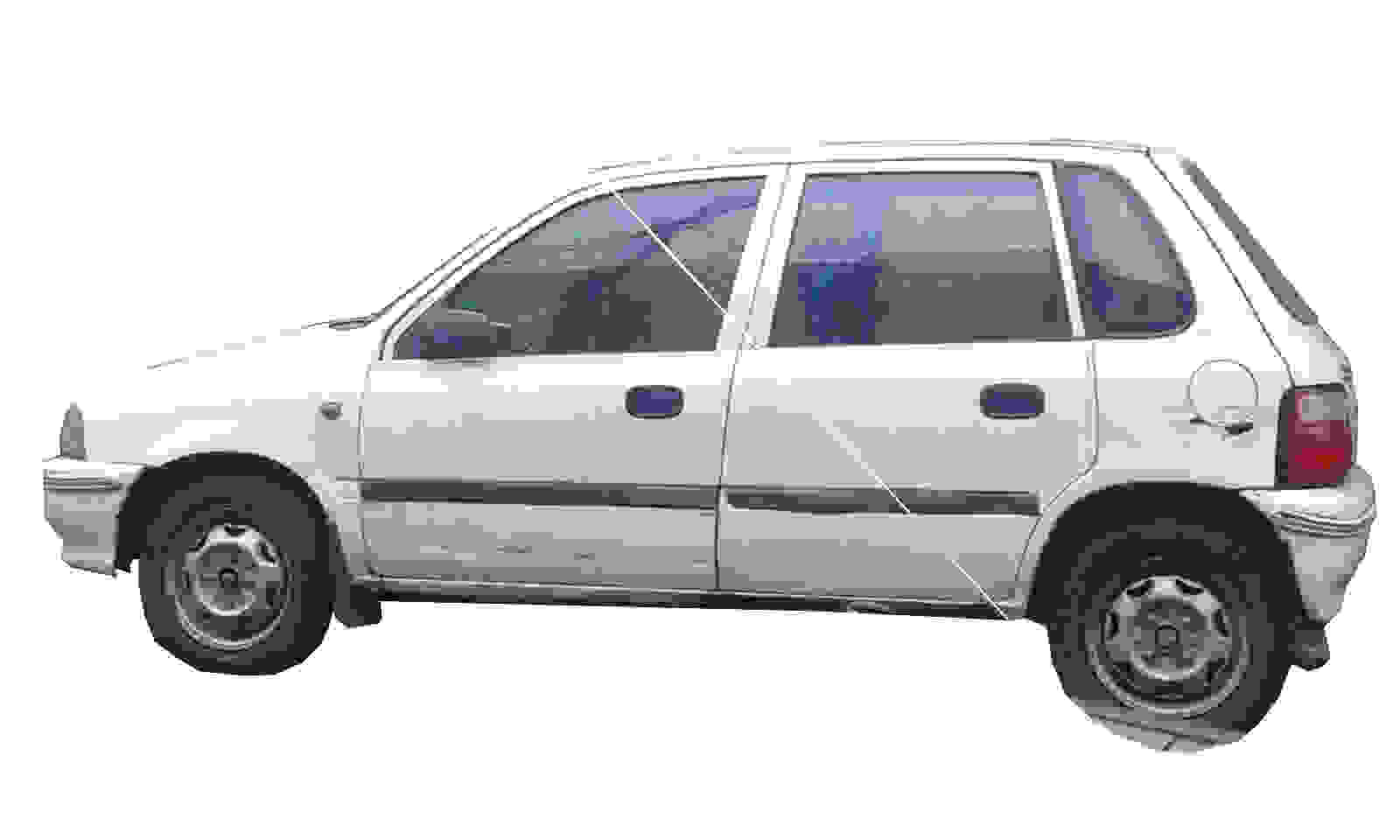 Maruti 800 scrap price, 15 year old Maruti 800
