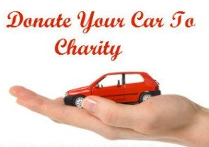 Donate your car for charity