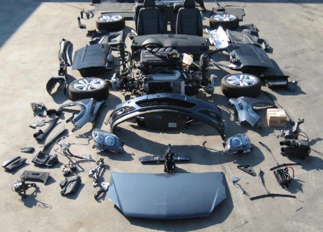 Used Spare Parts for Maruti, Toyota, Honda, Hyundai, Tata