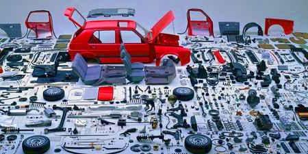 maruti used spare parts